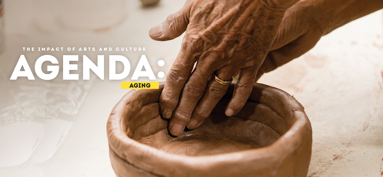 Agenda: Aging report cover