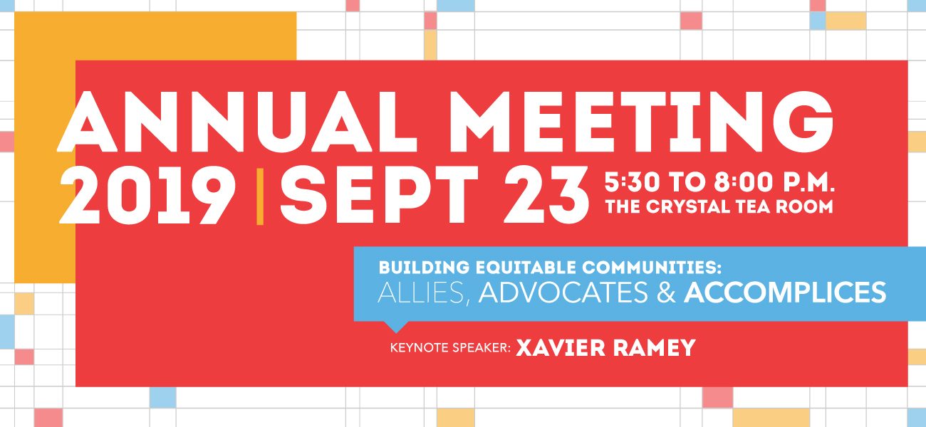 Greater Philadelphia Cultural Alliance Annual Meeting--Building Equitable Communities
