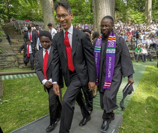John Alston, Deondre Jordan, Swarthmore Baccalaureate_0.jpg