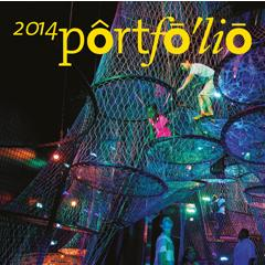 2014 Portfolio Cover